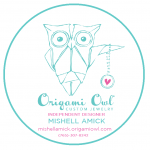 Origami Owl by Mishell Amick